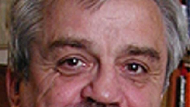 Erwin Kukuczka, ústecký husitský farář.