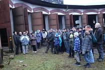 Výtopna v Chocni se otevřela ve čtvrtek 28. prosince veřejnosti.