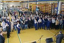 Firma Bühler v Žamberku přijme až dvě stě nových zaměstnanců.