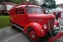DOLNOSLOUPENŠTÍ HASIČI v sobotu oslavili 130. výročí založení sboru dobrovolných hasičů v obci. I když oslavě nepřálo počasí, přilákala mnoho diváků.