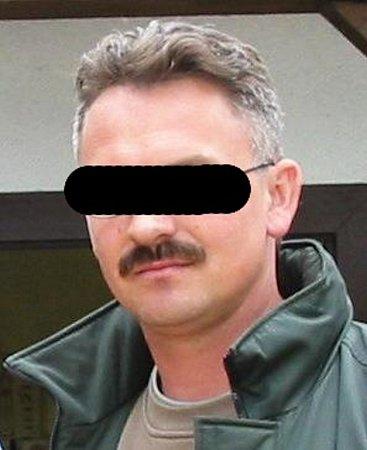 Střelec, 42letý strážník P. K.