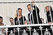 Ministr školství Marcel Chládek si prohlédl Výchovný ústav v Králíkách.