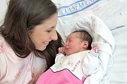 Agnes Christoph se narodila 10. května v 10.09 hodin a na svět si přinesla 3,490 kg. Radost z ní mají rodiče Svatava Dudková a Lukáš Christoph z České Třebové.
