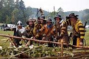 Letohrad slavil 710 let města. Lákaly No Name i historická bitva .Foto: Deník/Iva Janoušková