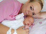 Rozárie Zítková je prvorozená dcera Zuzany Motlové a Lukáše Zítka z Ústí nad Orlicí. Narodila se 31. 8. v 18.23 hodin a vážila 2750 g.
