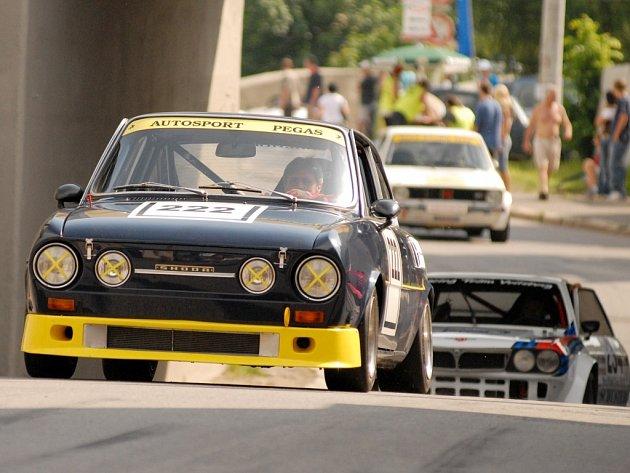 Trať z Červené Vody na Suchý vrch bude již třetí, na níž se v regionu budou jezdit závody automobilů do vrchu zařazené do seriálu mezinárodního mistrovství České republiky.