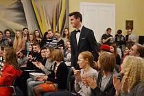 Student ústeckého gymnázia Petr Janota získal hlavní cenu Face2Art v kategorii báseň.