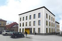 Poliklinika v Lanškrouně bude hotová o měsíc dříve