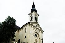 Kostel ilustrační foto