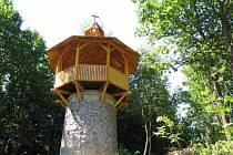 Nová hláska na vrchu Kypuš u Lanškrouna.