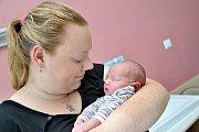Josef Lorenc, tak pojmenovali prvního syna Hana a Josef z Králík. Když se 18. 6. v 16.15 hodin narodil, vážil 3,15 kg.