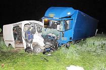 Na silnicích Orlickoústecka loni vyhaslo mnoho životů. Tragické byly následky nehody, která se stala v květnu mezi Českou Třebovou a Třebovicí: dva mrtví a tři vážně zranění.