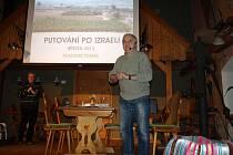 V rámci cyklu přednášek nejen pro seniory v Letohradu o své cestě do Izraele vyprávěl Vladimír Tomek.