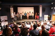 Festival dokumentárních filmů o lidských právech Jeden svět v Ústí nad Orlicí.