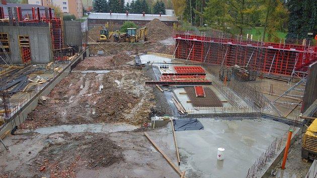 Rekonstrukce kulturního domu má být hotová do 30. září 2018.