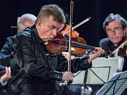 Ze zahajovacího koncertu festivalu Bennewitz v České Třebové.