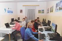 Počítačový kurz v Mladkově.