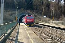 Kvůli podezření z nákazy stál vlak mezi Olomoucí a Českou Třebovou.