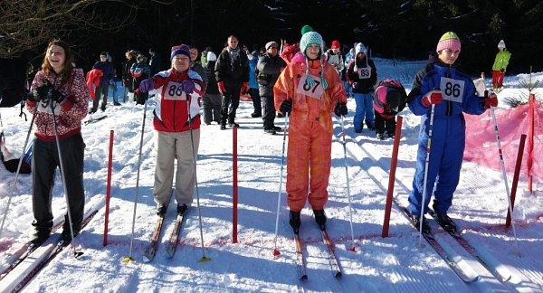 Lyžaři ze Žampachu přivezli zKrkonoš medaile.