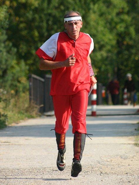 orientační běh v anglickém Warfordu