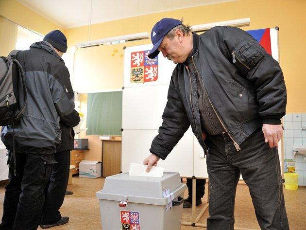 Volby na Orlickoústecku.