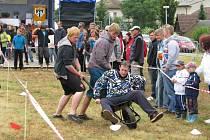 Vesnické hry bez katastru 2012.