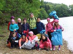 Úklidové akce Za čisté Pastviny se zúčastnil rekordní počet dobrovolníků
