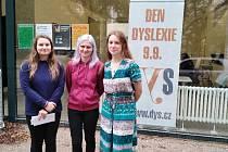 Jubilejní Den Dyslexie s účastí umprumky.