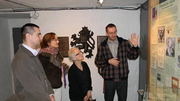Rodina generála Josefa Mašína pomáhá muzeu čs. opevnění.