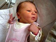 Valentýna Ferklová dělá radost rodičům Marice Mišákové a Davidu Ferklovi z Chocně. Na svět přišla 25. 7. ve 23.24 hodin, kdy vážila 2,935 kg. Sestřička se jmenuje Justýna.
