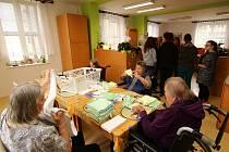 Den otevřených dveří v Domově pro seniory v Ústí nad Orlicí.