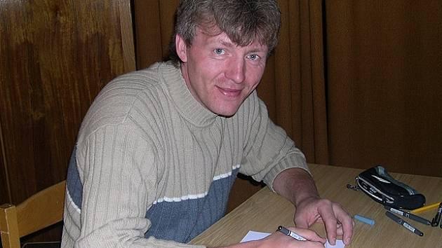Pavel Dvořáček hýří ve svém díle vtipem.