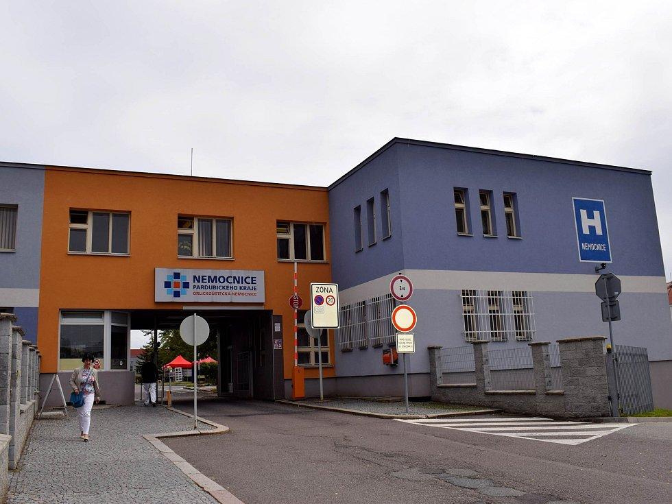 Den Orlickoústecké nemocnice.