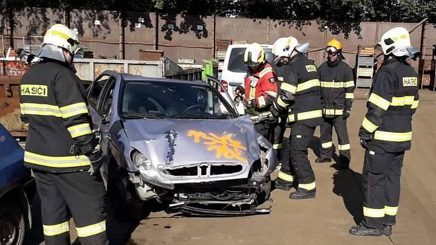 Dobrovolní hasiči mají novou techniku