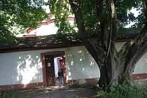Kaple sv. Jana Nepomuckého v Letohradu.