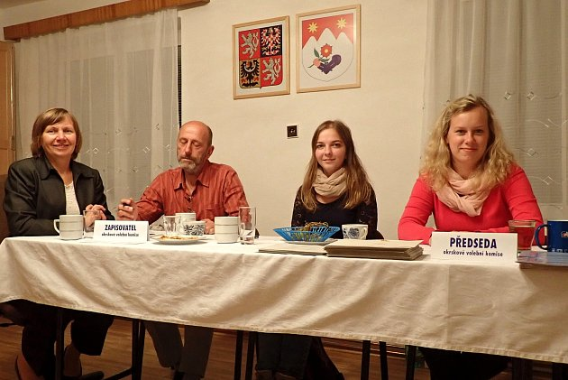 Ve Studeném nedaleko Jablonného nad Orlicí se volí sedm zastupitelů.