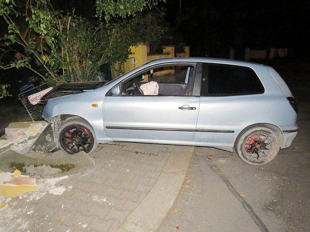 Nehoda vÚstí nad Orlicí.