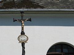 Venkovský kostelík. Ilustrační foto.