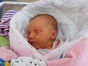 Kristýna Šťovíčková je prvorozená holčička Markéty a Michala z Letohradu. Na svět přišla dne 4. 1. v 9.23 hodin, kdy vážila 2900 g.