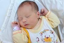 Karolína Prachařová bude doma v Zákopance s rodiči Martou a Karlem a sourozenci Jitkou a Jakubem. 2. března v 19.55 je potěšila hmotností 3,74 kg.
