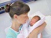 Anna Čermáková poprvé spatřila světlo světa 10. července v 2.29 hodin. Z prvního dítěte se radují Martina a Miroslav ze Džbánova. Holčička vážila 3,160 kg.