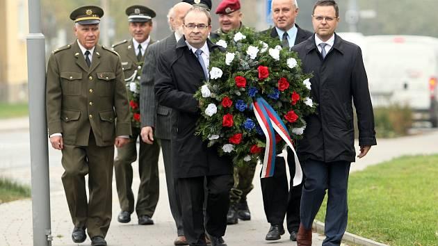 V Ústí nad Orlicí si připomněli výročí republiky