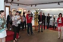 Členky fotoklubu Oko vystavují v Malé scéně.