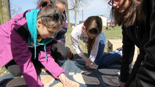 Žáci poznávali přírodu