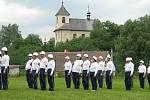 125. let působení hasičů v Horní Dobrouči.