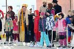 V pořadí 8. ročník dětského karnevalu na ledě uspořádala Církev bratrská na zimním stadionu v Ústí nad Orlicí.