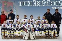TJ Loko Česká Třebová zve do svých řad nejmenší zájemce o hokej