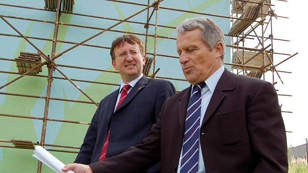 Hejtman opět navštívil Lanškroun.