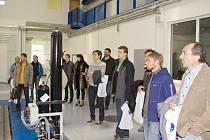 Z konference Výzkum, vývoj a inovace v dopravě 2013.