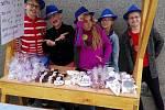 Ročník projekt školáků završil jarmark, za odměnu jedou na výlet.